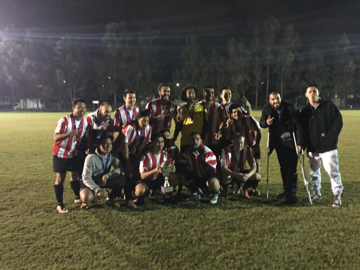 State Cup Winner