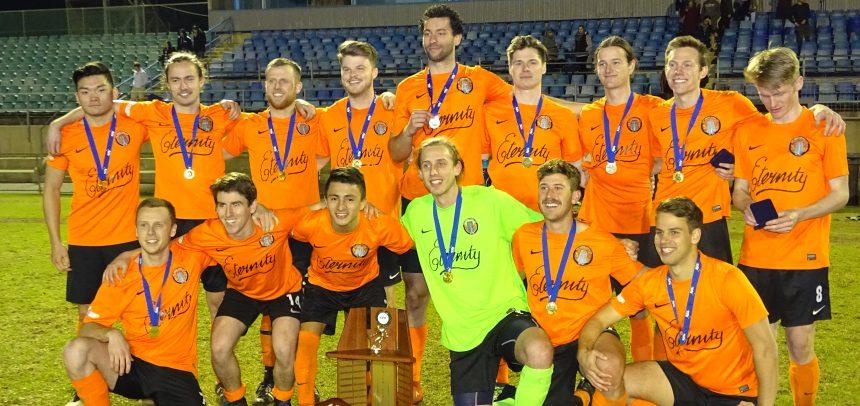 Grand final Winners