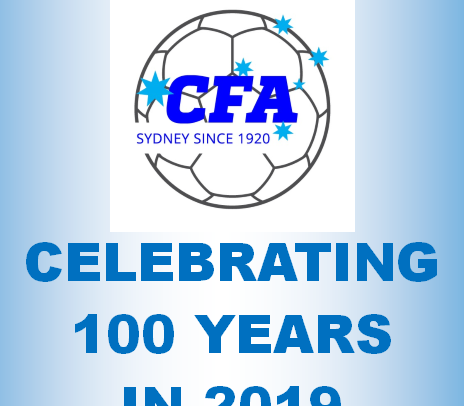 Churches Football Sydney is turning 100