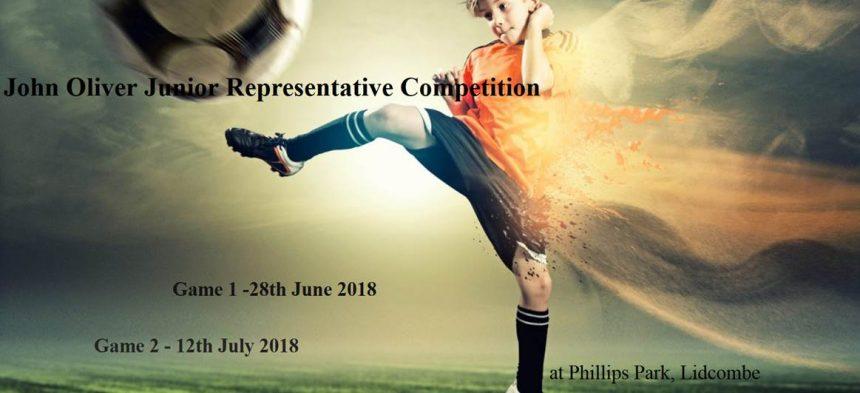 John Oliver Junior Representative Competition 2018