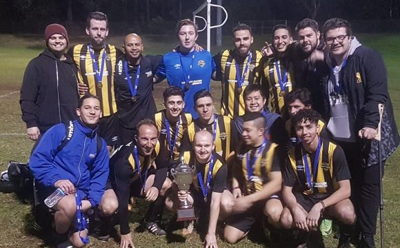 State Cup Winners