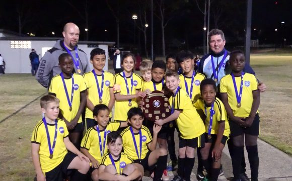 John Oliver Junior Zone Reps Game 2 – Results 2018