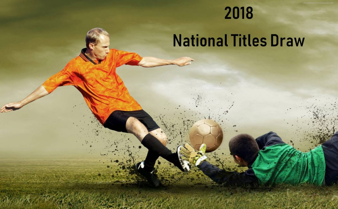 National Titles Draw 2018