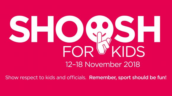 Shoosh for Kids campaign