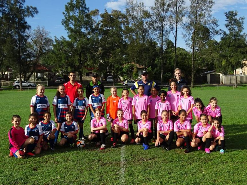 Under 9-11 Girls Competition 2019