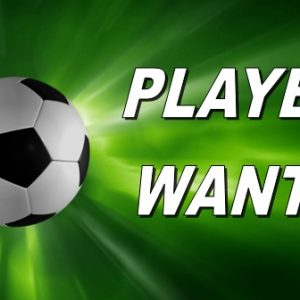 Players wanted for the 2019 season