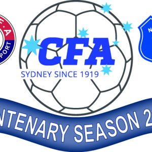 Churches Football Centenary Dinner 2019