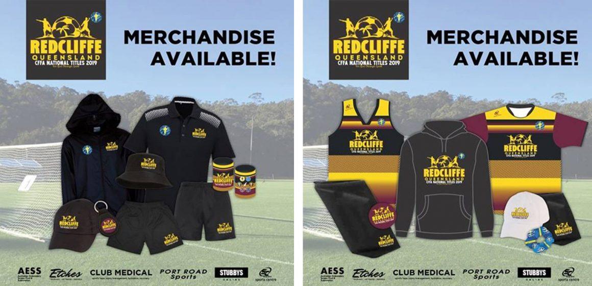 National Titles Merchandise 2019