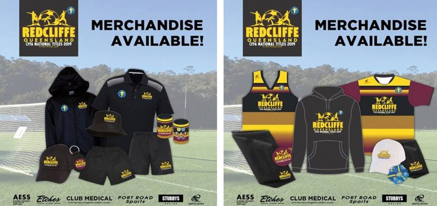 National Titles Merchandise 2019