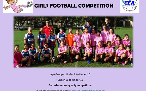 Girls Competition