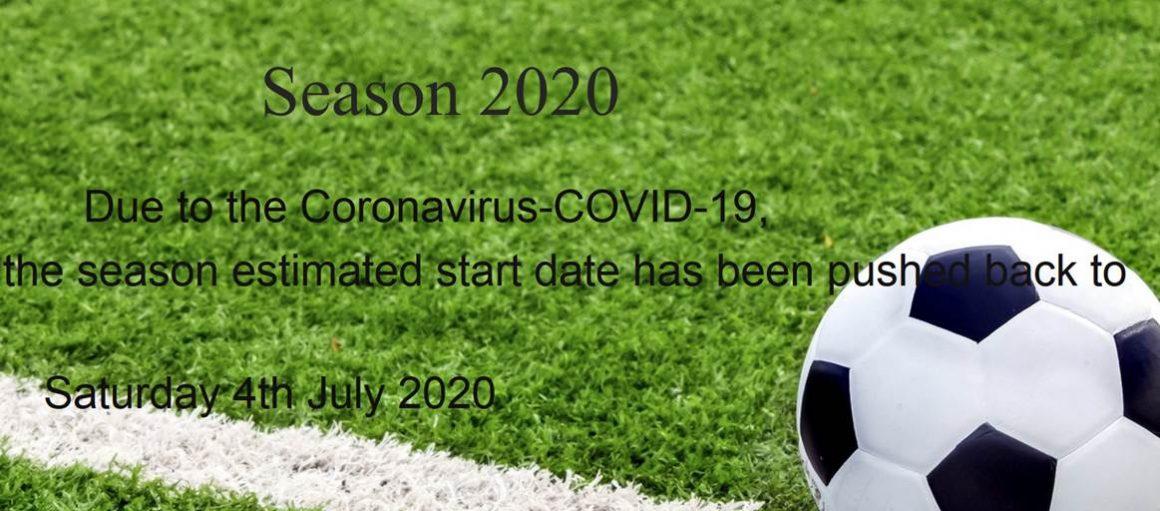 Season Update 2020
