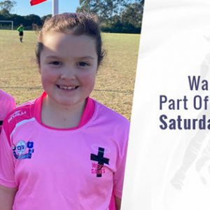 Girls Saturday Soccer 2021