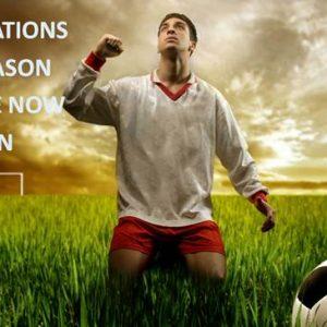 Registrations now open for season 2021