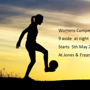 Womens Competition 2021