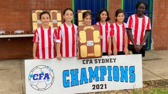 Six A Side Winners 2021