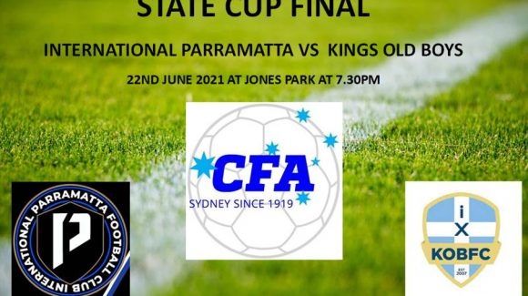 State Cup Final 2021