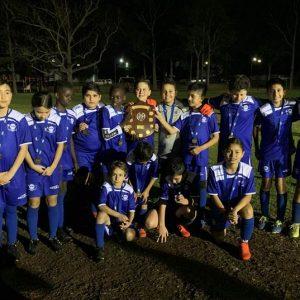 John Oliver Junior Representative – Blue Teams Announced 2021
